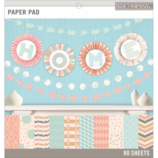 Pastels, 20 Designs/4 Each