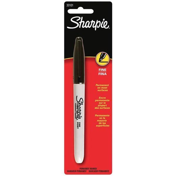 Black - Sharpie Fine Point Permanent Marker