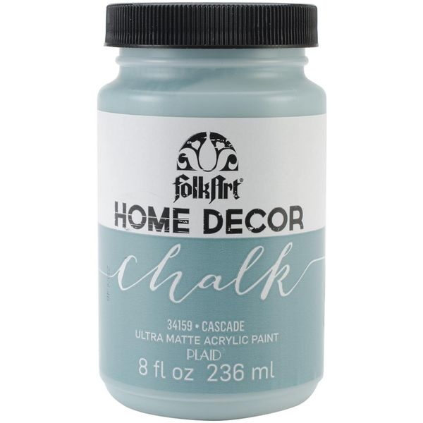 Cascade - FolkArt Home Decor Chalk Paint 8oz