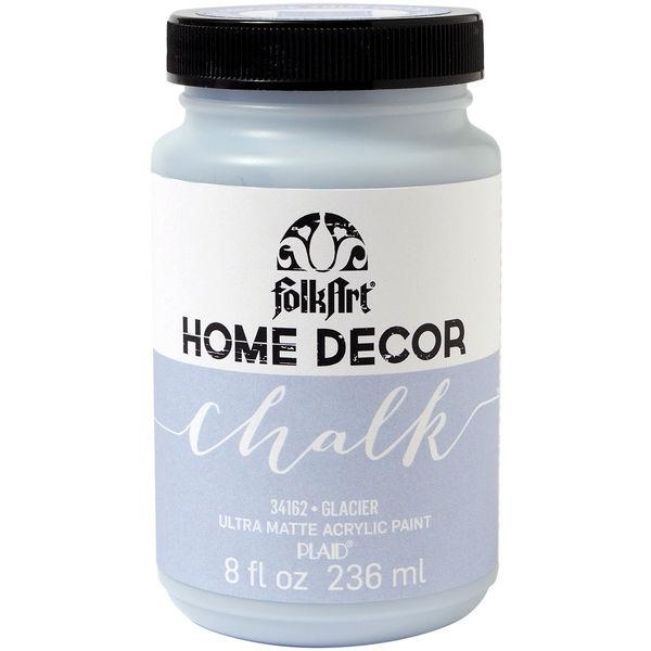 Glacier - FolkArt Home Decor Chalk Paint 8oz