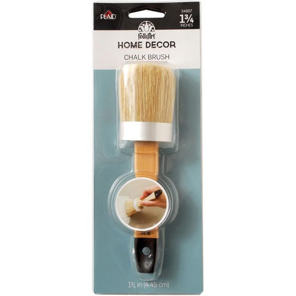 Folkart Home Decor Chalk Brush 1-3/4 inch