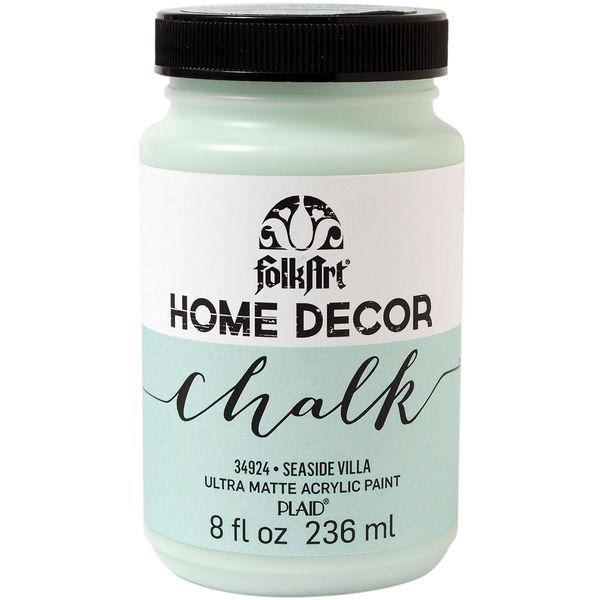 Seaside Villa - FolkArt Home Decor Chalk Paint 8oz