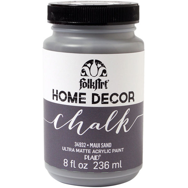 Maui Sand - FolkArt Home Decor Chalk Paint 8oz