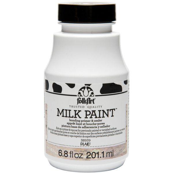 FolkArt Milk Paint Primer & Sealer 6.8oz