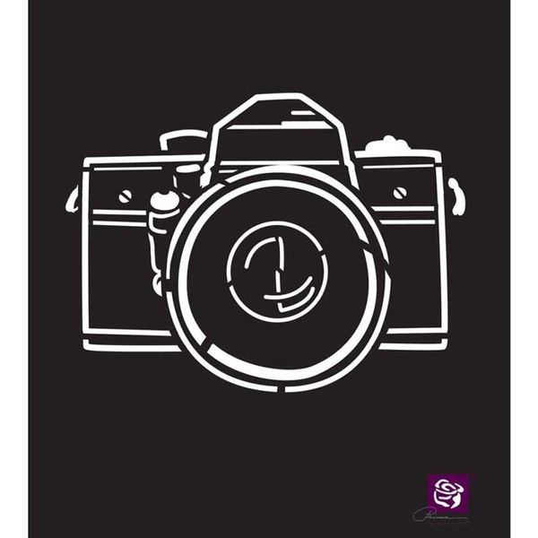 Camera - Stencils