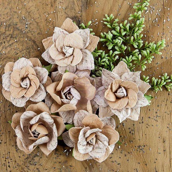 Chrysler Paper Flowers