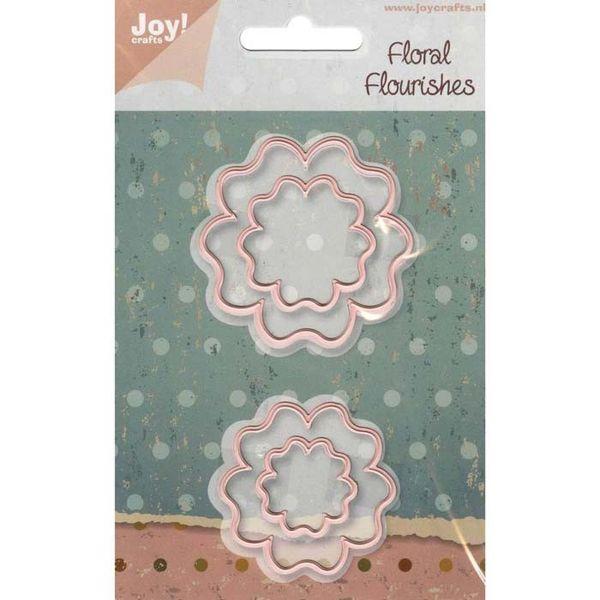 Floral Flourishes - Flower 3