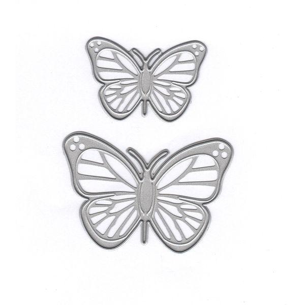 Butterflies 3D Dies