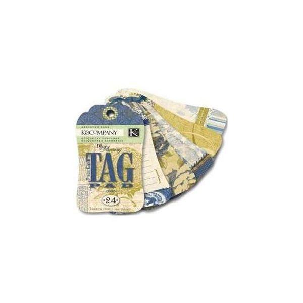 Blue Awning Tag Pad