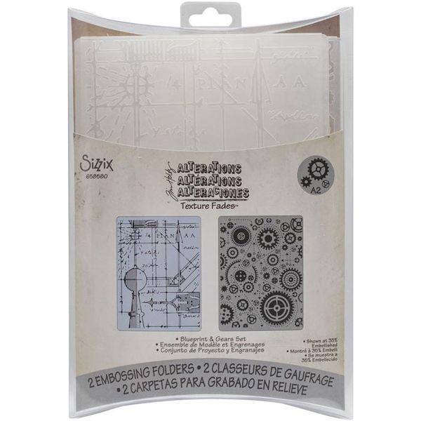 Blueprint & Gears