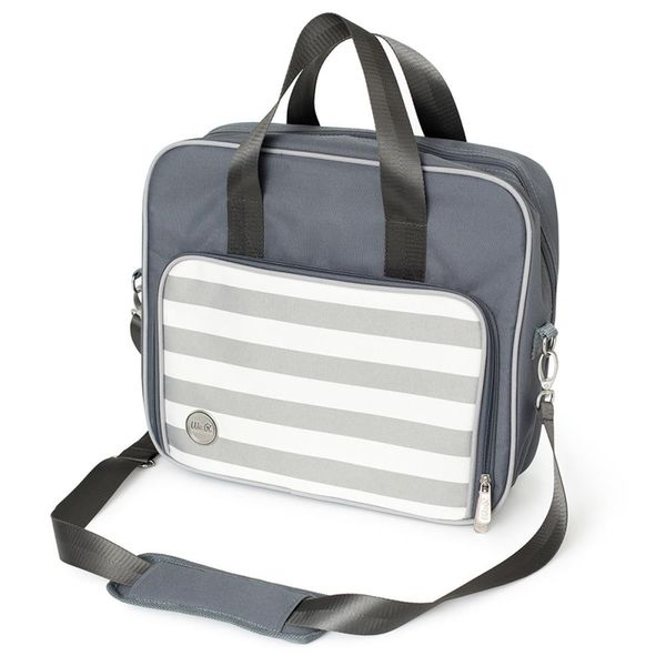 Crafter's Shoulder Bag - Gray