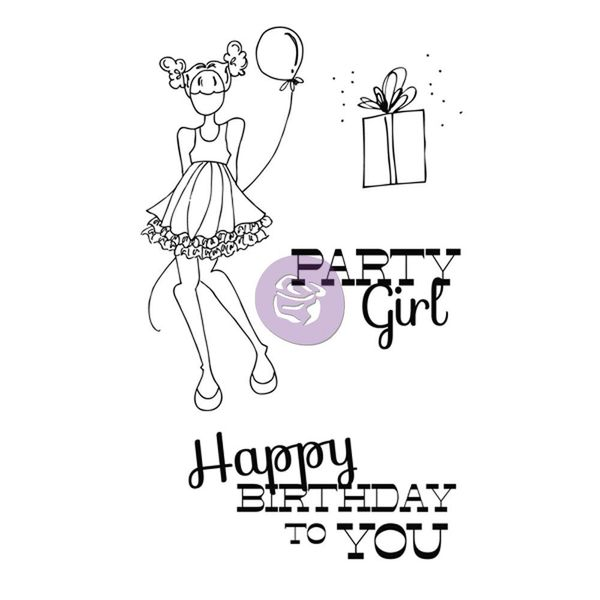"""Party Girl Set 1.5""""X1.5"""" To 2""""X4"""""""