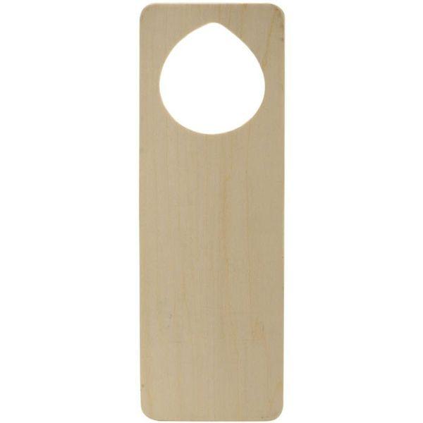 Wood Door Knob Hanger