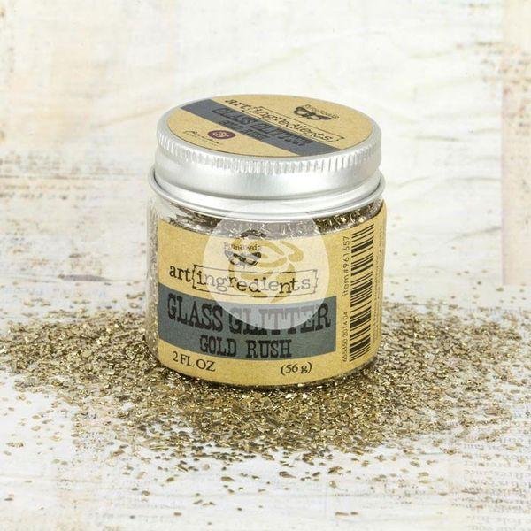 Gold Rush - Glass Glitter