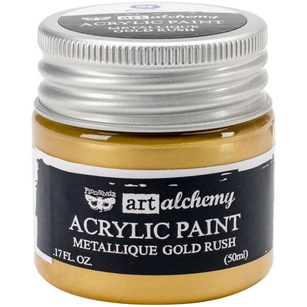 Metallique Gold Rush - Alchemy Acrylic Paint