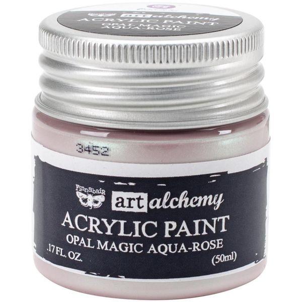 Opal Magic Aqua/Rose - Art Alchemy Acrylic Paint