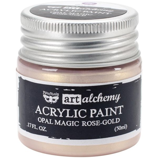 Opal Magic Rose/Gold - Art Alchemy Acrylic Paint