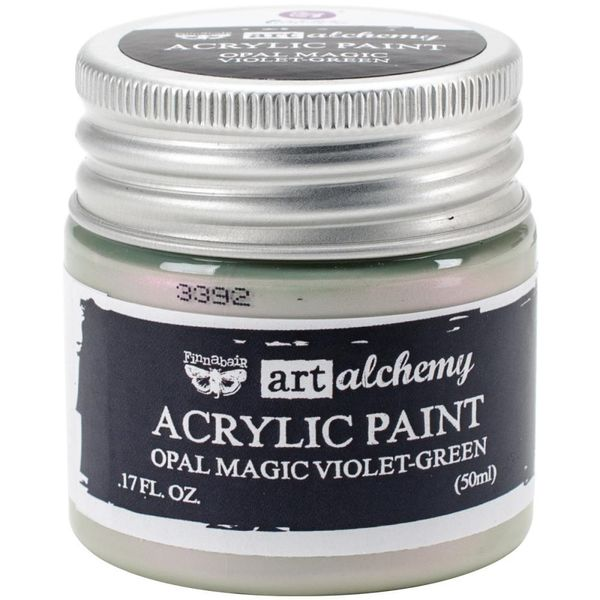 Opal Magic Violet/Green - Art Alchemy Acrylic Paint
