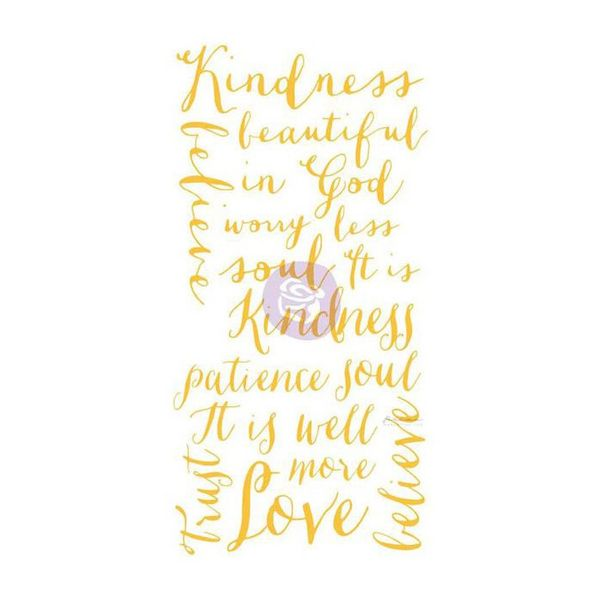 Kindness Words