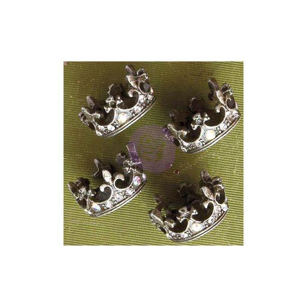 French Regalia Crowns I - Embellishments