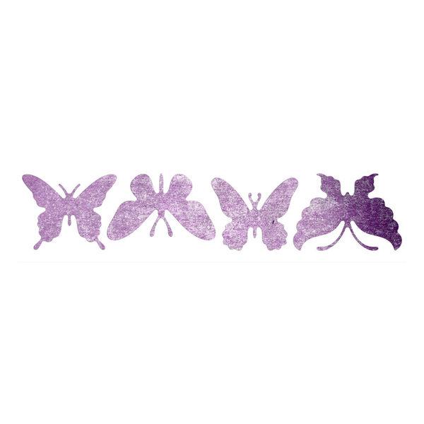 Butterfly #19 - 4 Piece Die Set