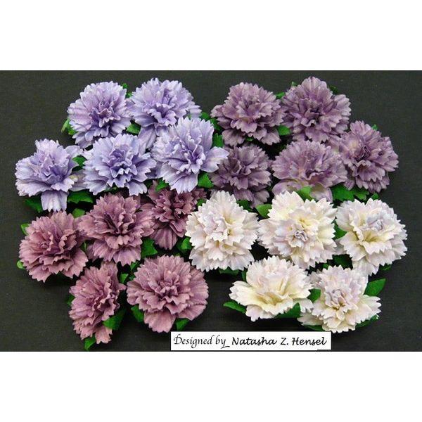 PURPLE/LILAC - Carnations Combo