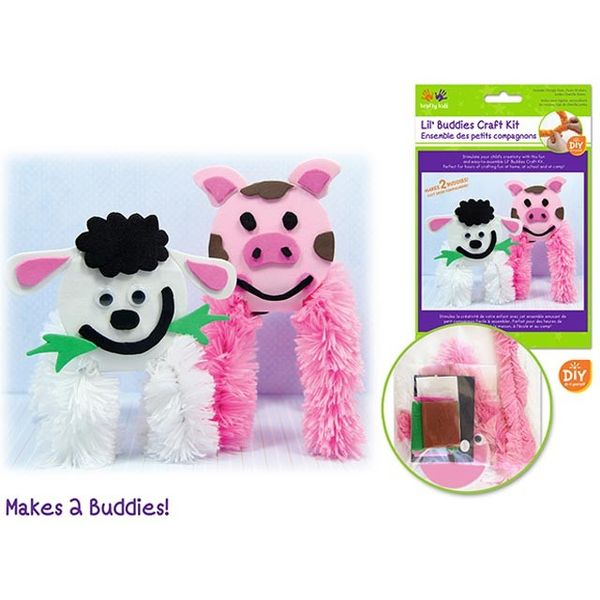 Lil' Buddies - Piggy/Lamb