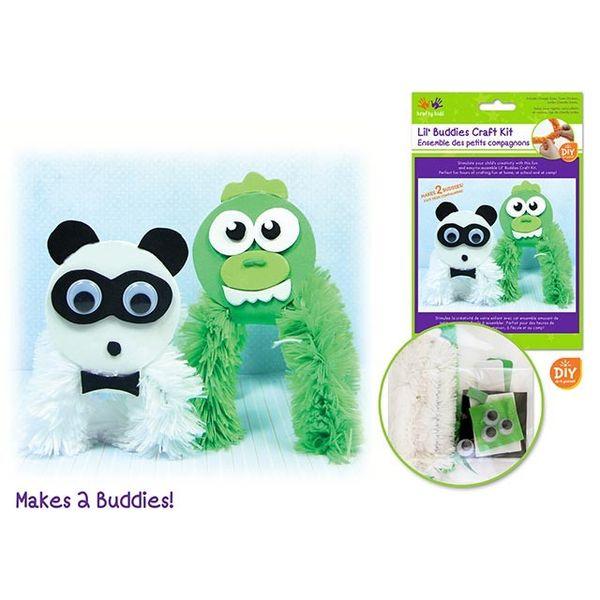 Lil' Boddies - Monster/Panda