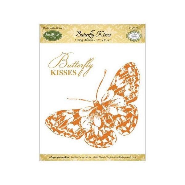 Butterfly Kisses - 2 Pcs
