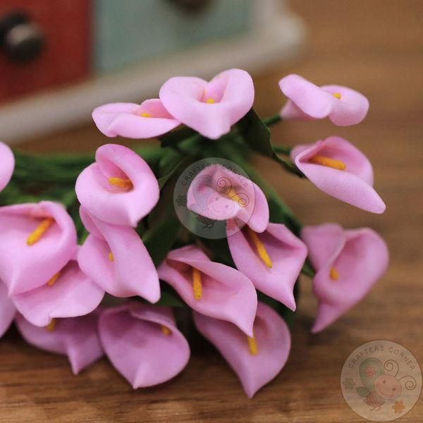 Calla Lily - Baby Pink