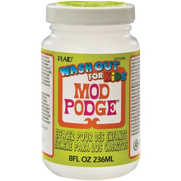 Mod Podge Wash Out Kids Glue 8oz