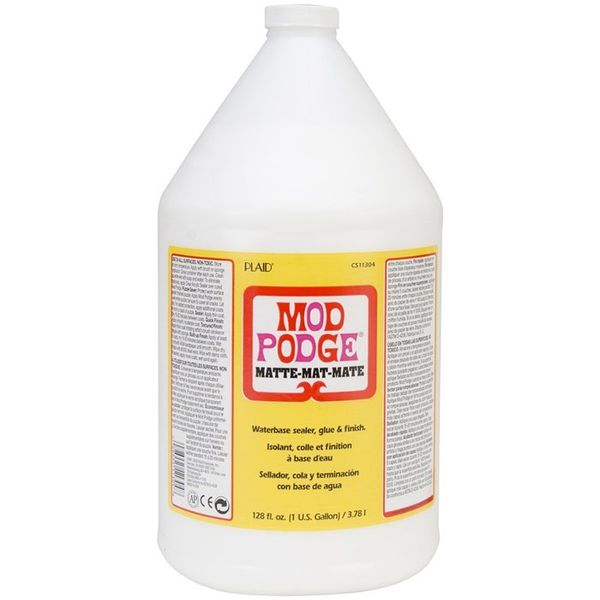 Mod Podge Matte Gallon