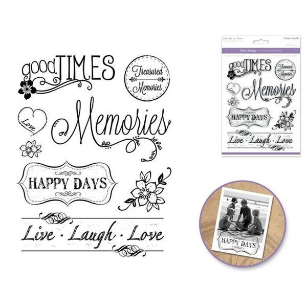Stamp - Making Memories