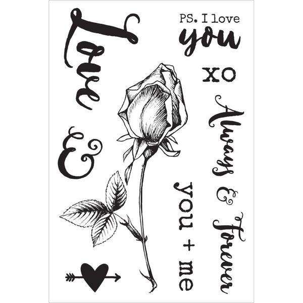 Always & Forever - Stamp