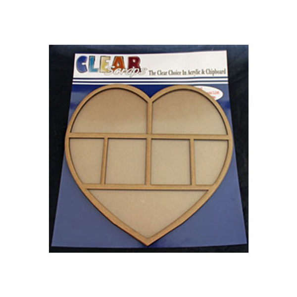 Heart Printer Tray