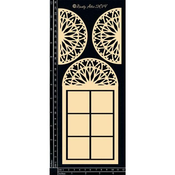 Arch Window #2