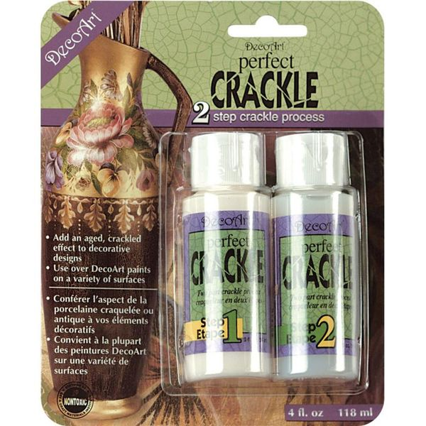 Perfect Crackle 2-Step Medium - 2oz