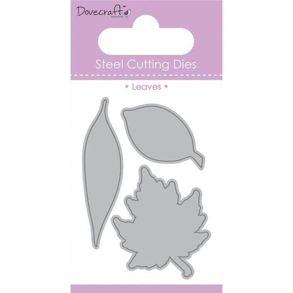 Leaves, 3/Pkg - Die