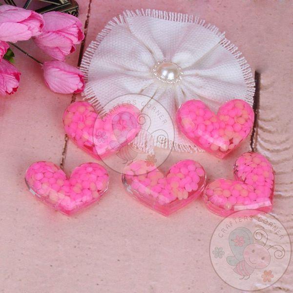 Pink Dot Heart