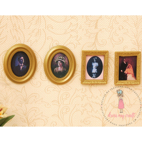 Miniature Antique Frames