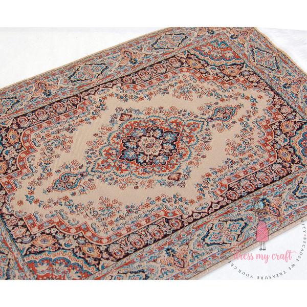 Miniature Floor Carpet - Medium