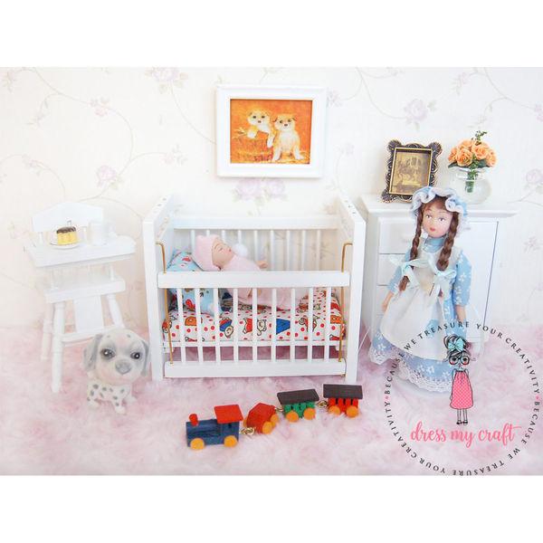 Miniature Baby Set