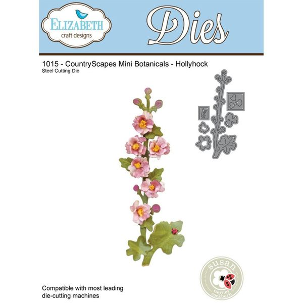 CountryScapes Hollyhock - Die