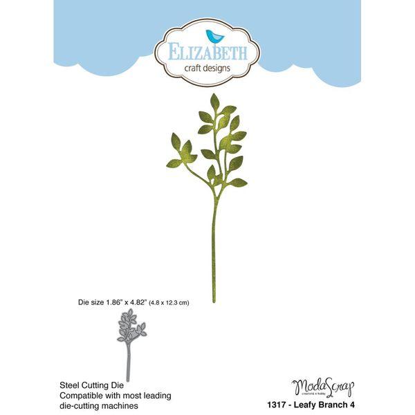 Leafy Branch 4 Die
