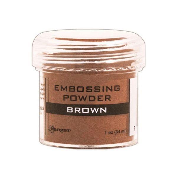 Brown - Embossing Powder