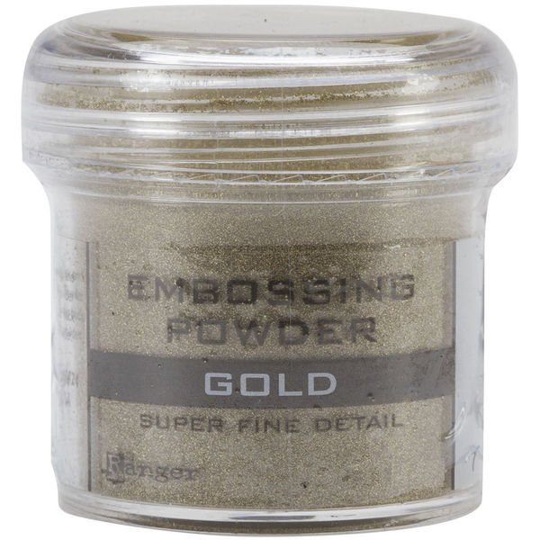 Super Fine Gold - Embossing Powder