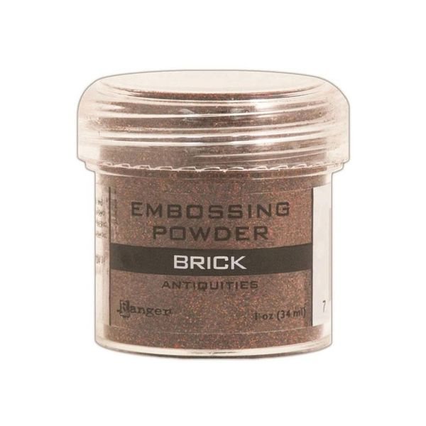 Brick - Embossing Powder