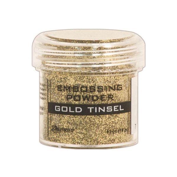 Gold Tinsel - Embossing Powder