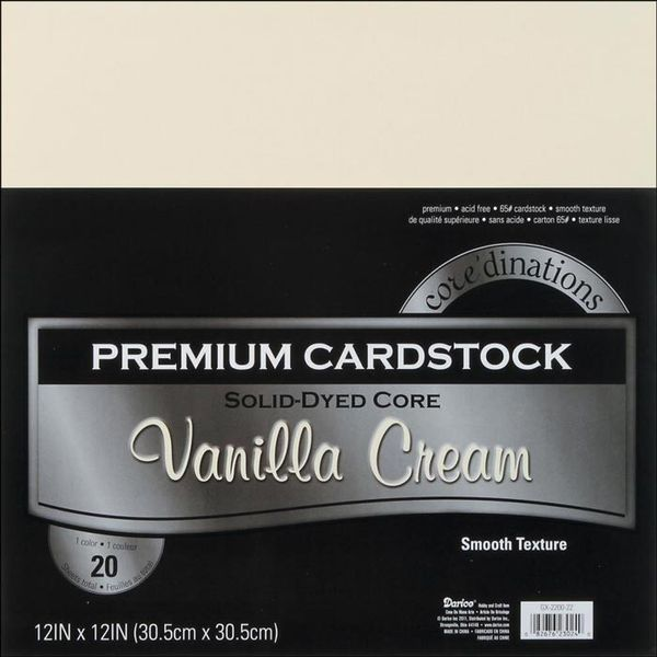 Vanilla Cream - Smooth
