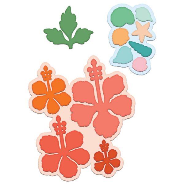 Tropical Hibiscus - Die